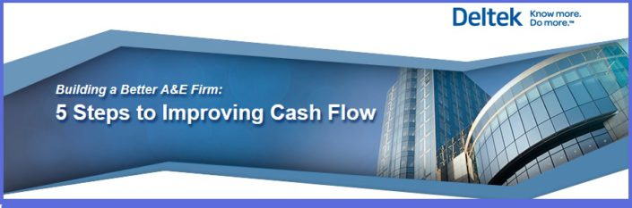 5 steps for cash flows