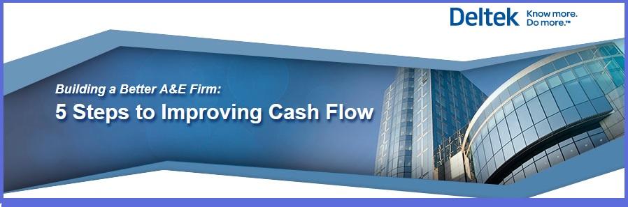 5 steps for cash flows