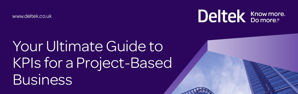 KPIs Guide for Project Based Business