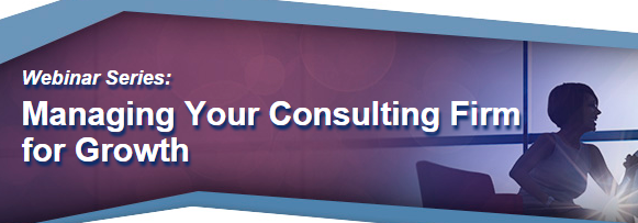 Managing your Consulting Firm for Growth