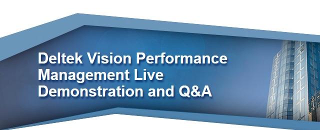 Performance Management Demo