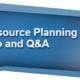 Vision Resource Planning Webinar