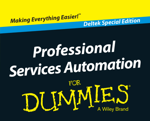 Professional Services Automation ebook