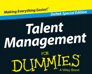 Talent Management for Dummies