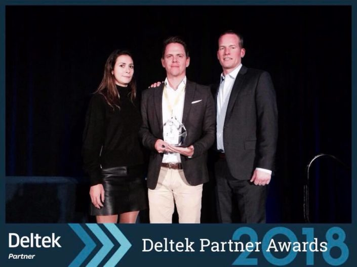 Silversoft Deltek International Partner of the year