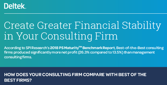 Consulting Report 2018