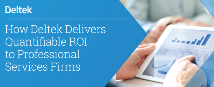 ROI of Professional Services