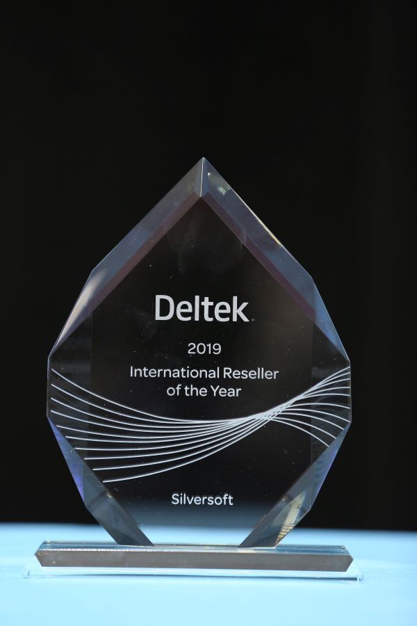 International Reseller Trophy Awarded to Silversoft